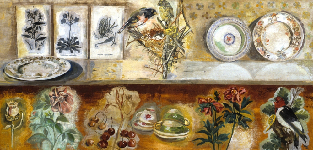 SUE JOHNSON The Collections: Still Life Paintings Oil on linen