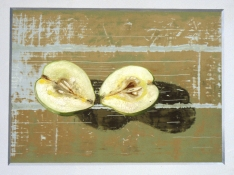 SUE JOHNSON Small Cabinet Paintings Oil on linen