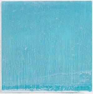 Rain, Winter, Wave / 2016, 12 inches by 12 inches, oil on wood, Private Collection