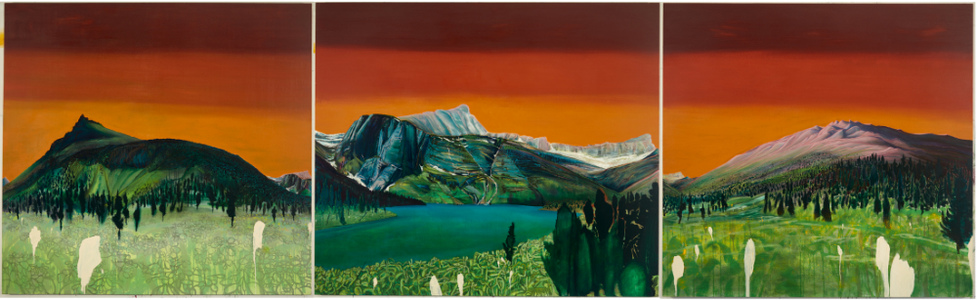 SUE MCNALLY This Land Is My Land