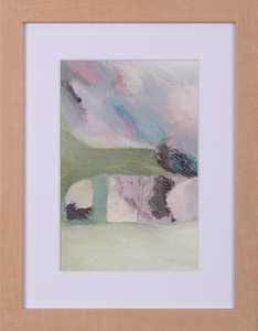 Susan Block Small framed paintings