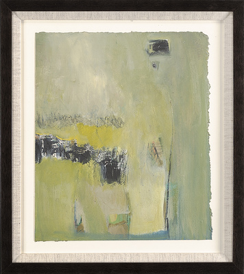 Susan Block Framed Paintings oil on paper