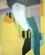 Susan Cantrick 2012-13 acrylic on cotton