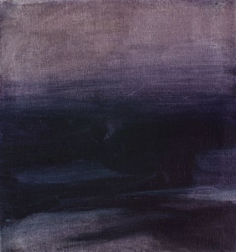 Susannah Habecker Landscapes in Darkness Oil on Linen