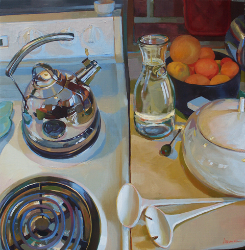 Susan Stephenson Paintings oil on panel