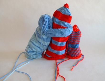SUSIE REISS Knitting