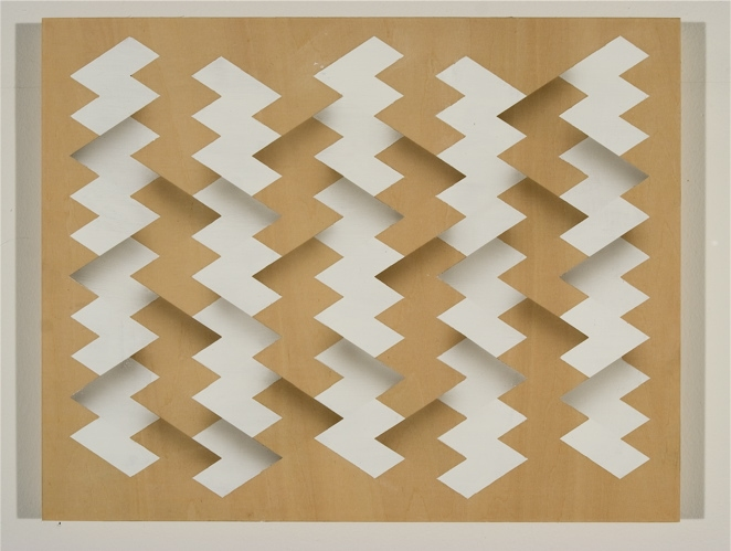 SUZANNE SONG RE:PLICA Acrylic on Panel