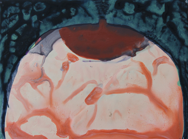 Philip Guston's breast (Portraits of the Search Party)