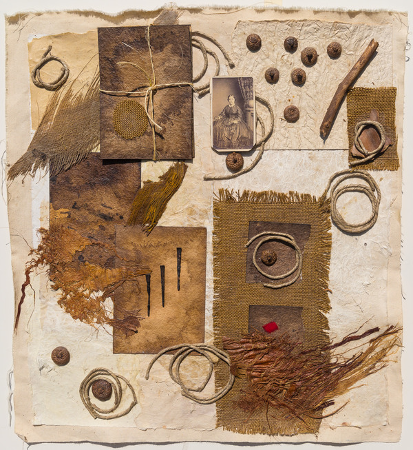 Jean Swanson mixed media