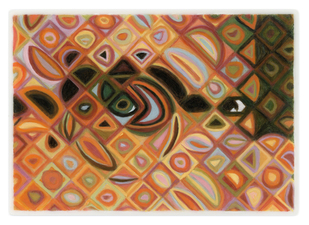 Tabitha Vevers Lover's Eyes V Oil on Ivorine