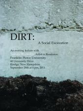 Tamara Reynolds Dirt Exhibition