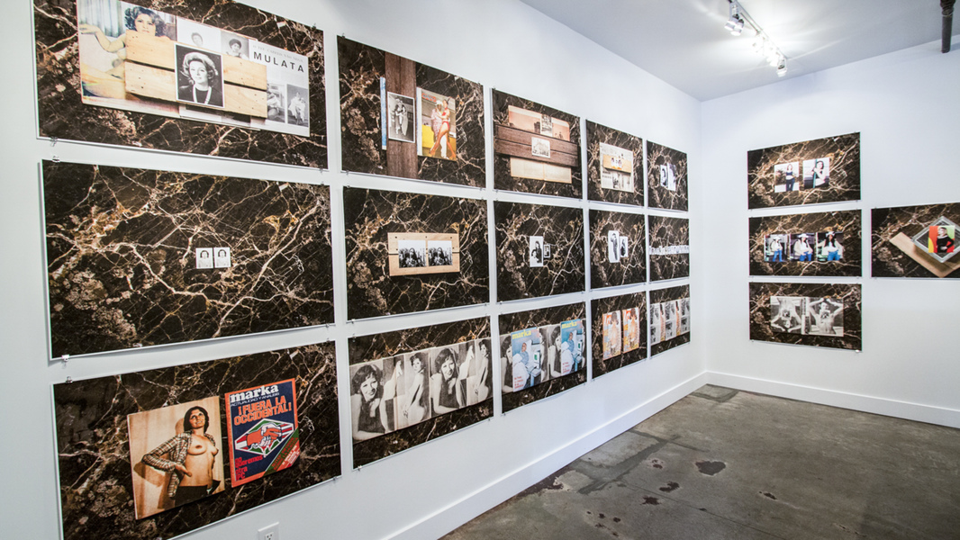 Objects & Installations 1979, Solo Exhibition, Ampersand Gallery, Portland, OR. 2015.