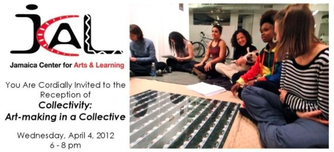 2012: Collectivity: Art-Making in a Collective