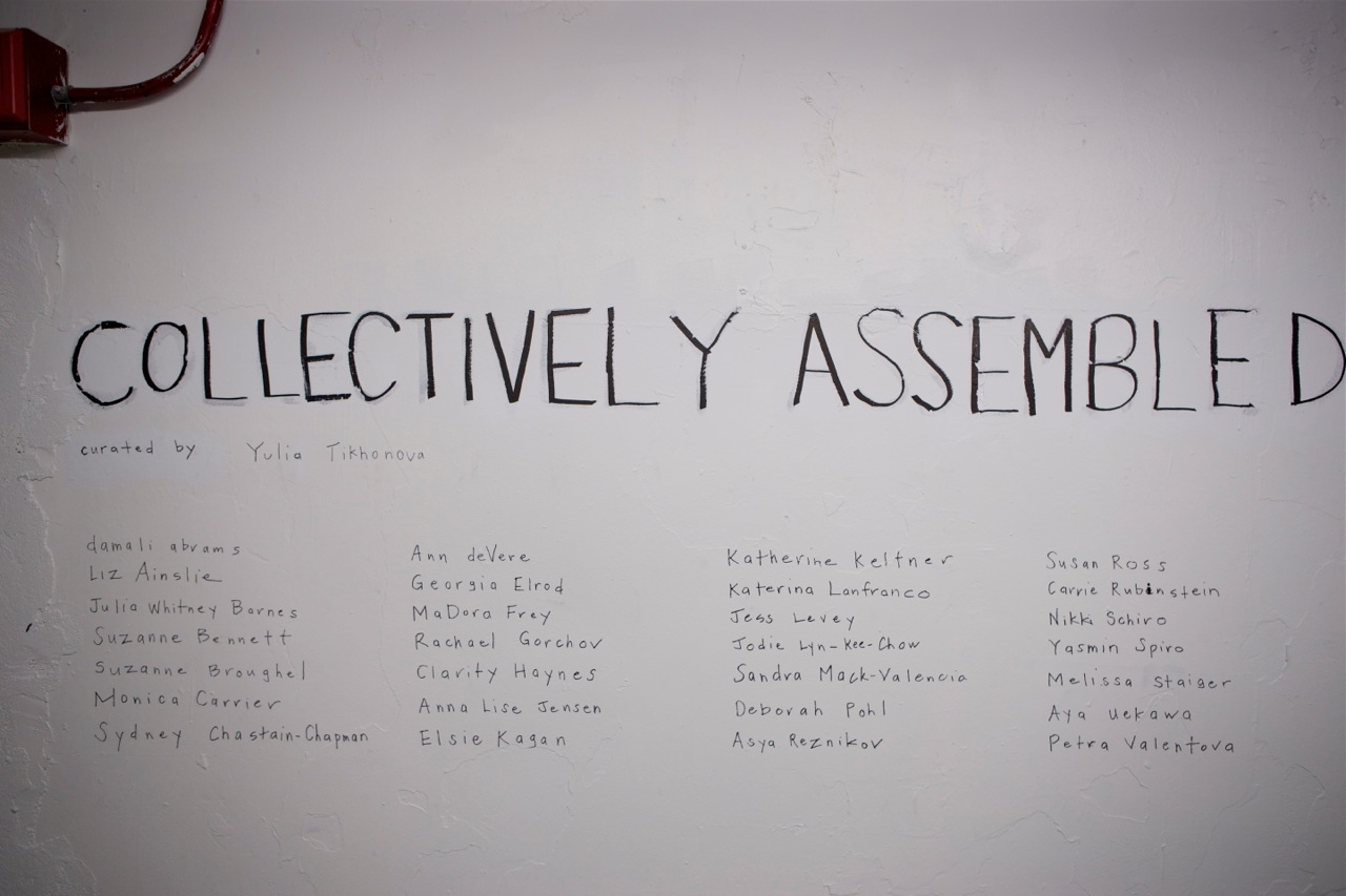 2013: Collectively Assembled: Exhibition  January 26 – March 16, 2013