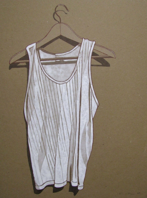 Brown Paper Series Wife Beater