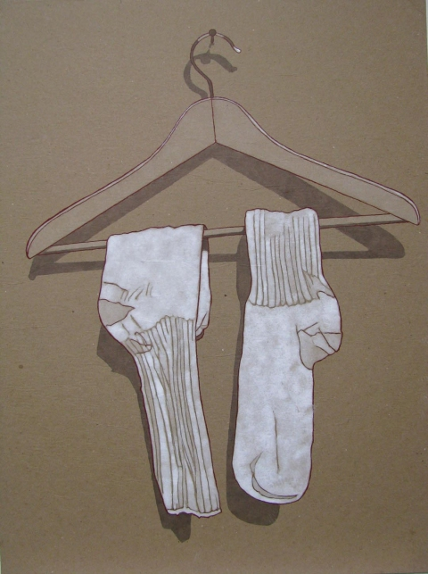 Brown Paper Series Socks