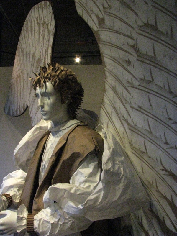 Installations Angel (Detail)
