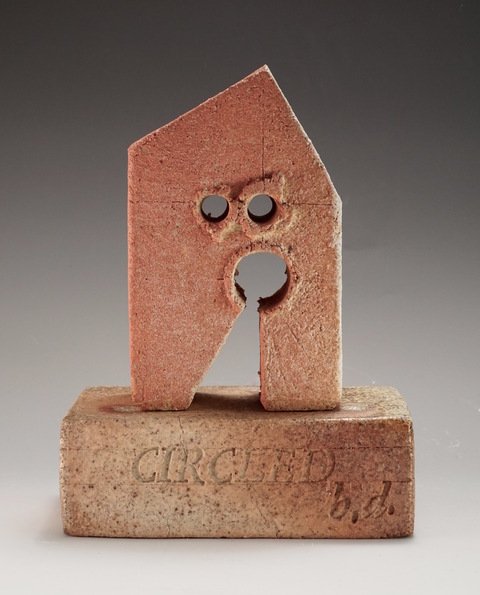 T  I  M     I  A  N     M  I  T  C  H  E  L  L BRICKS Wood-fired stoneware with stains