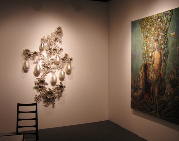 T i m o t h y  H o r n ADAA/ The Art Show: Julie Heffernan & Timothy Horn Works by Timothy Horn and Julie Heffernan