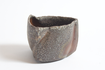 TIM ROWAN Cup woodfired native clay