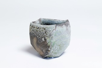 TIM ROWAN Cup woodfired ceramic