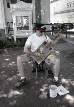 Tina Seligman Photography -- Musicians Digital photograph