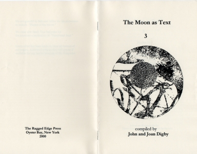 Tina Seligman The Moon as Text 3 Compiled by John and Joan Digby