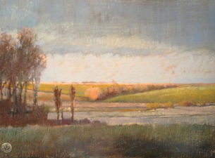 Tom Maakestad Oil and Dry Pastel Archive Pastel