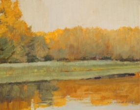 Tom Maakestad Marine on St. Croix River Paintings Oil Paint on Canvas