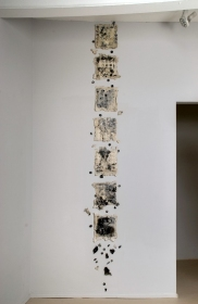 Tomoko Amaki Abe 2012 Porcelain, Abaca paper with cotton pulp