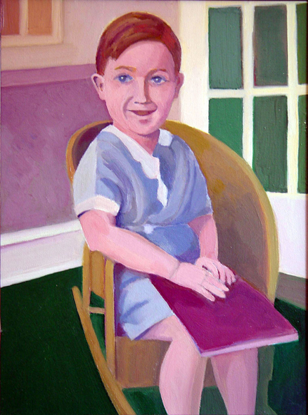 Figurative Stanley as a Boy NFS