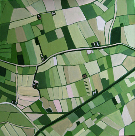 Aerialscapes Farmland SOLD