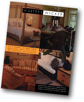 ToniDesign Walters Wicker Advertisement