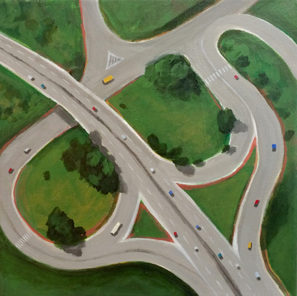 Aerialscapes Roundabouts