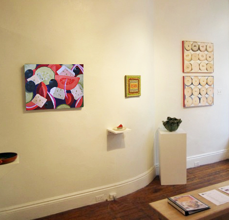 "Exhibitions Images Gallery 440 ""Food"" Theme Show"