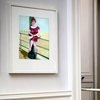 Installations Eva on the Boardwalk PRINT