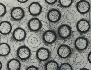 Rachael A. Vaters-Carr Sculpture, Drawing, and Painting charcoal on paper