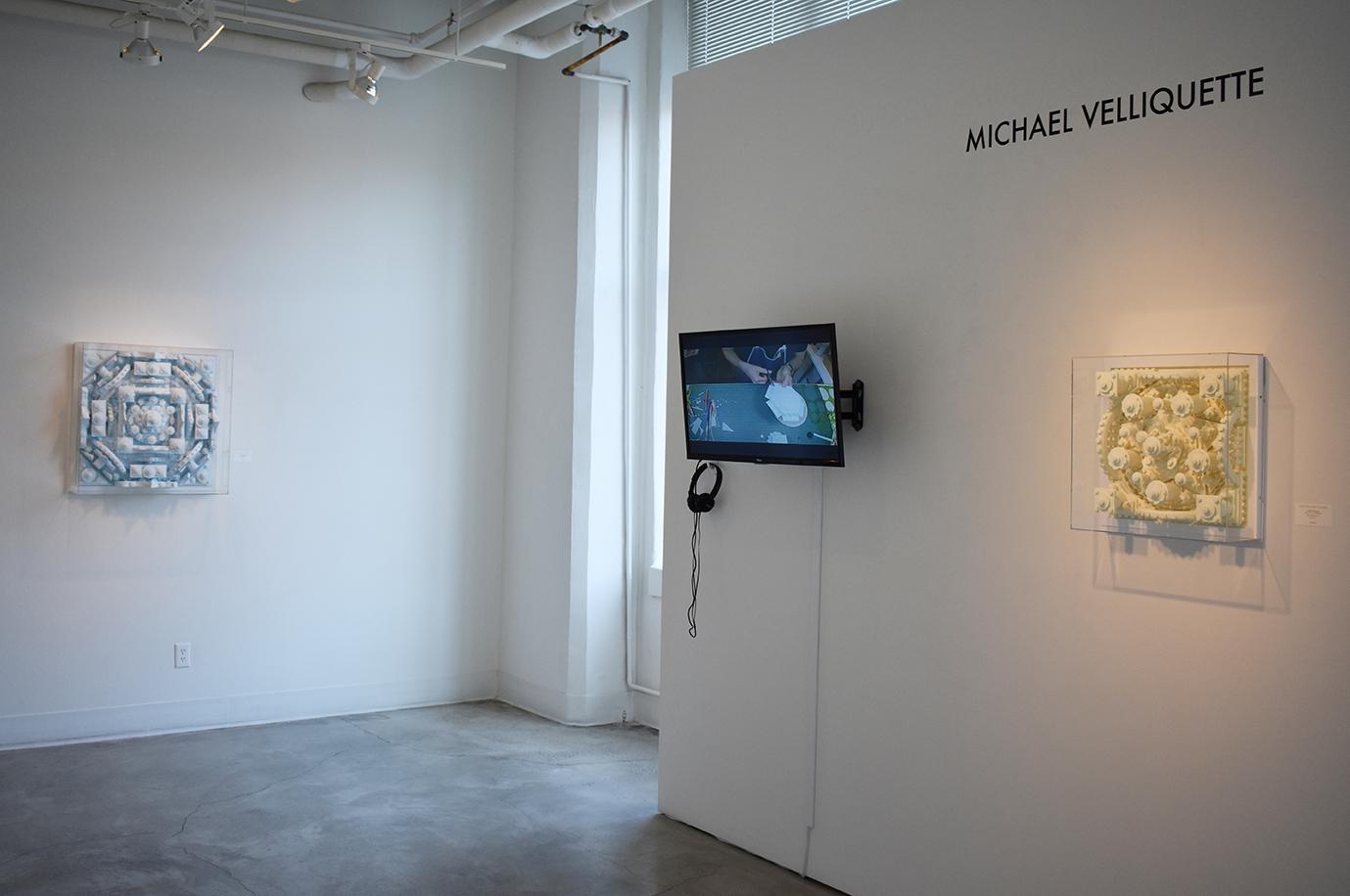 michael velliquette   paper sculpture