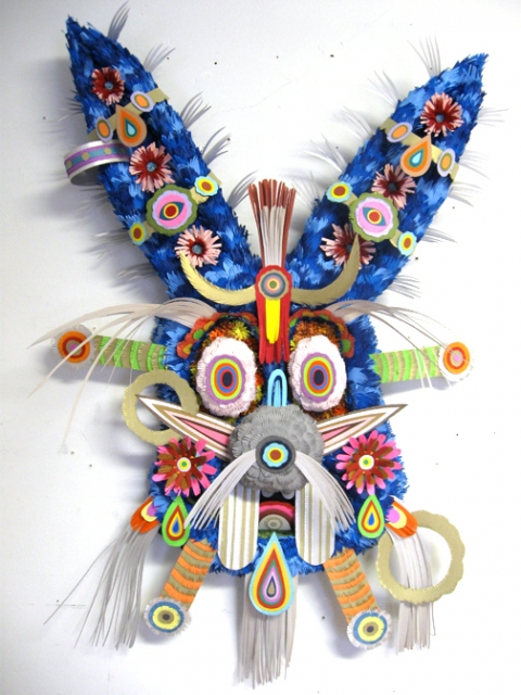 Early Paper Sculpture Mishabooz