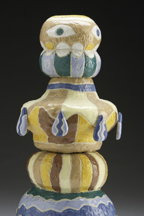 Ceramics Water Goddess