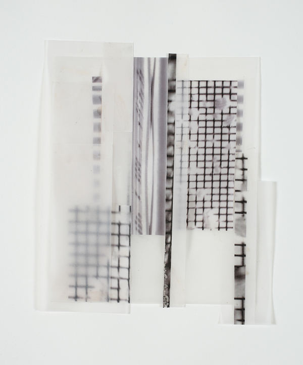 Mitchell Visoky Mixed Media Vellum, photography on paper