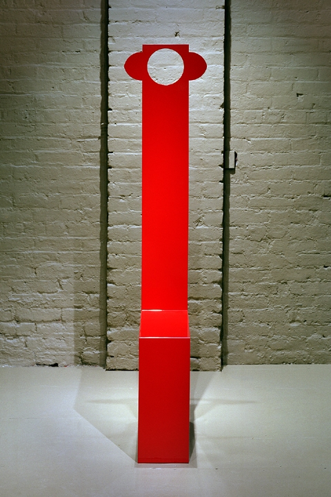 Sculpture / 3 Dimensional Works steel and enamel