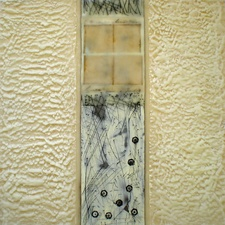 Wendy Aikin Paintings & Assemblage Mixed Media & Encaustic