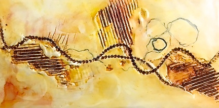 Wendy Aikin Paintings & Assemblage Encaustic