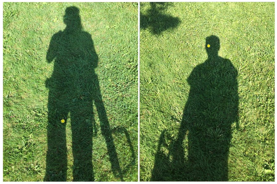 Double Self Portraits  Turf