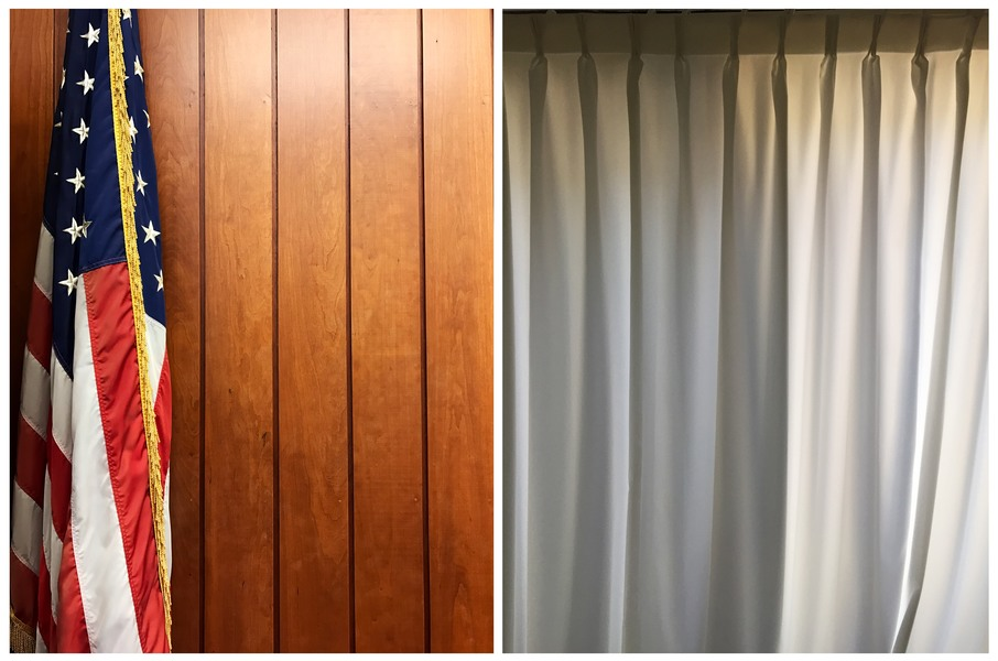 Election Curtains
