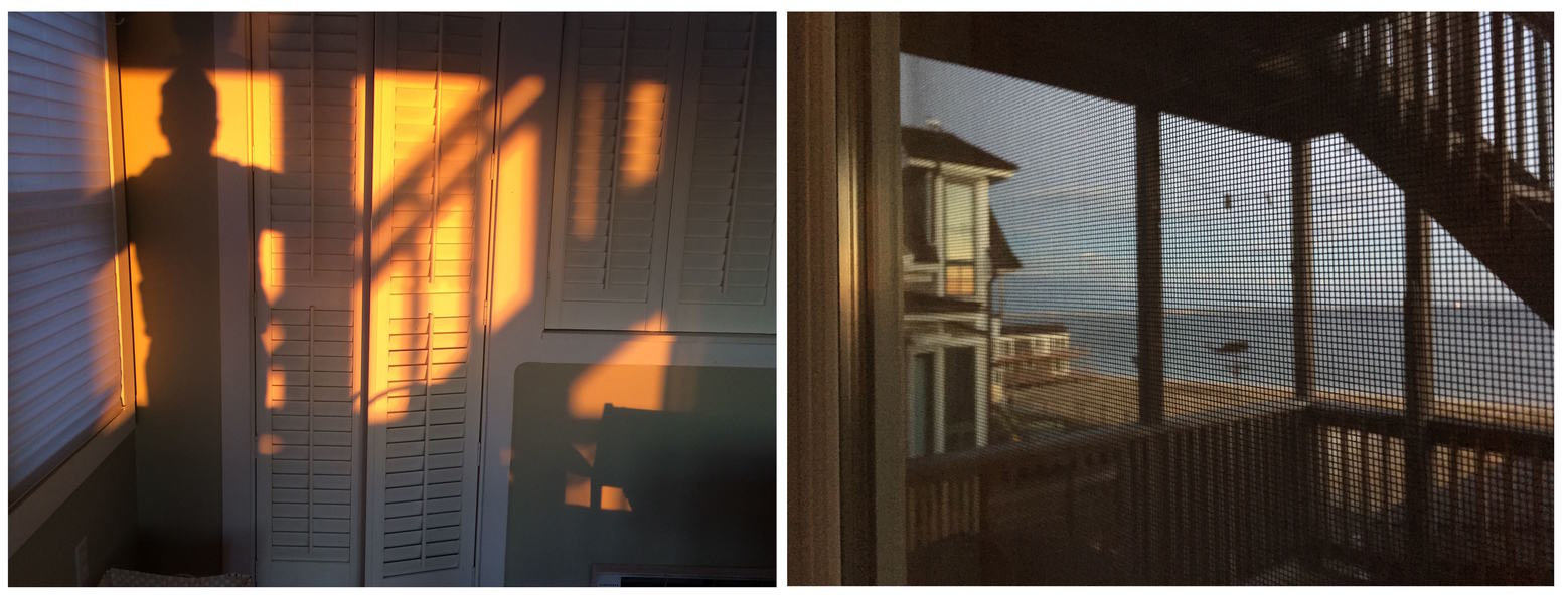 Vacation House Dawn Light