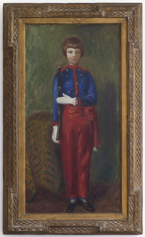 2D William J Glackens for NSU Art Museum, Fort Lauderdale