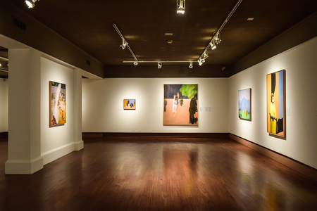 William Clutz Schmucker Art Gallery, Gettysburg College