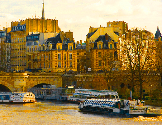 View Collection: Cityscapes Ile de la Cite, Paris, France 2011